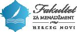 Fakultet za menadžment Herceg Novi Logo